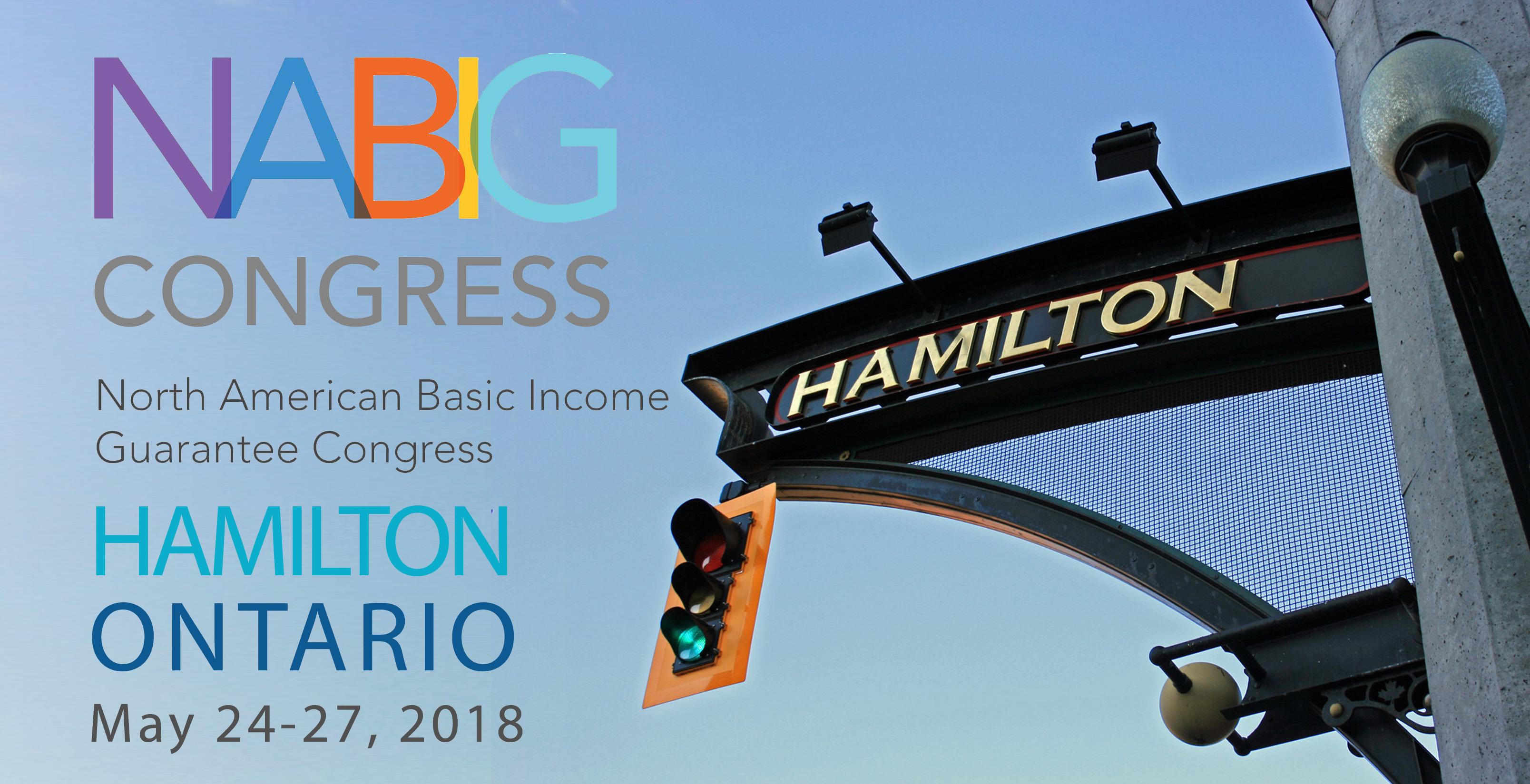 2018 North American Basic Income Congress comes to Hamilton