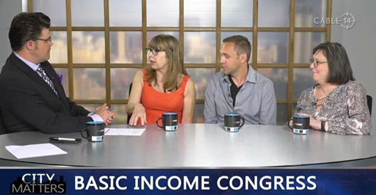 The future of the Basic Income movement
